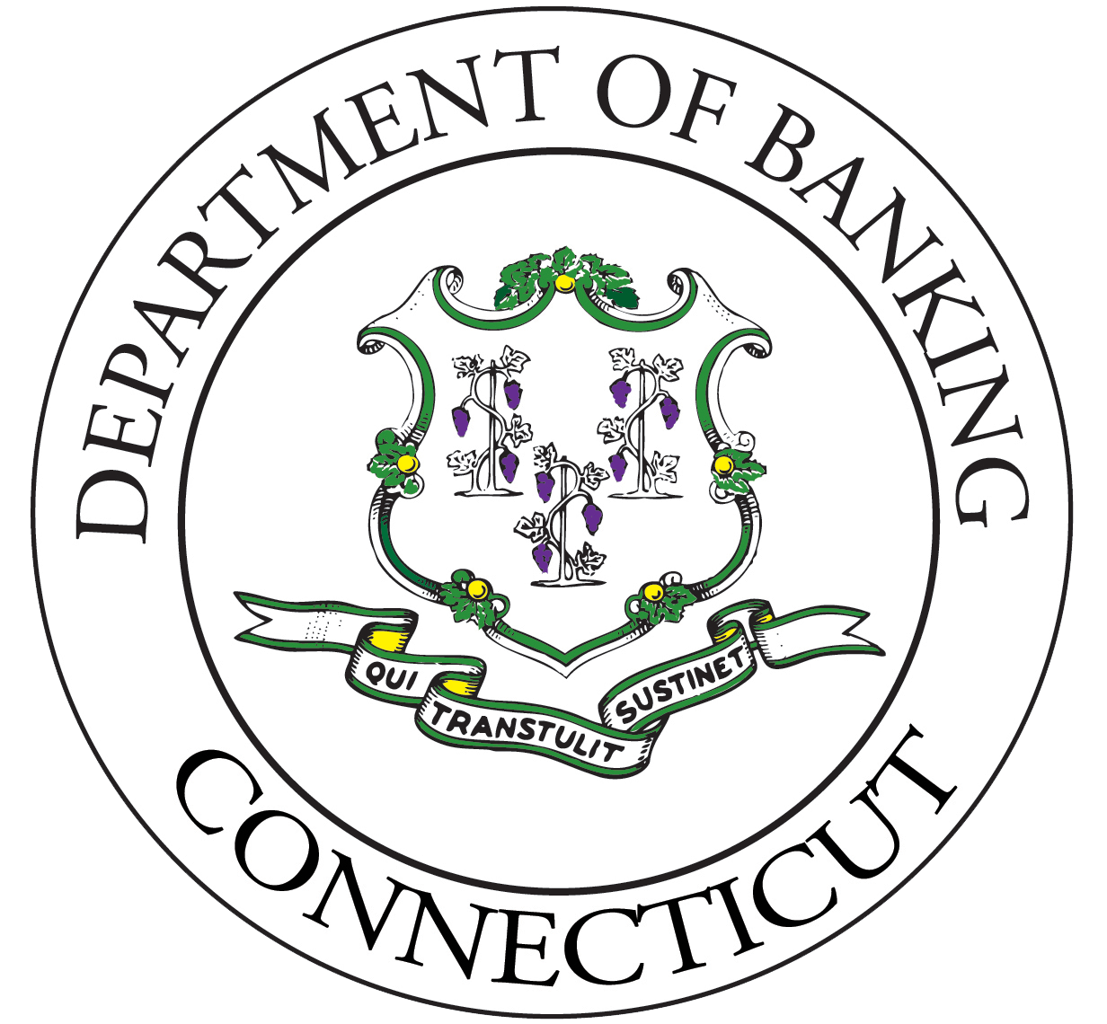department of banking Logo
